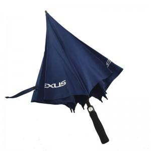 Automatic Open Golf Umbrella 60Inch Windproof Oversize Waterproof Stick Umbrellas for Men Women
