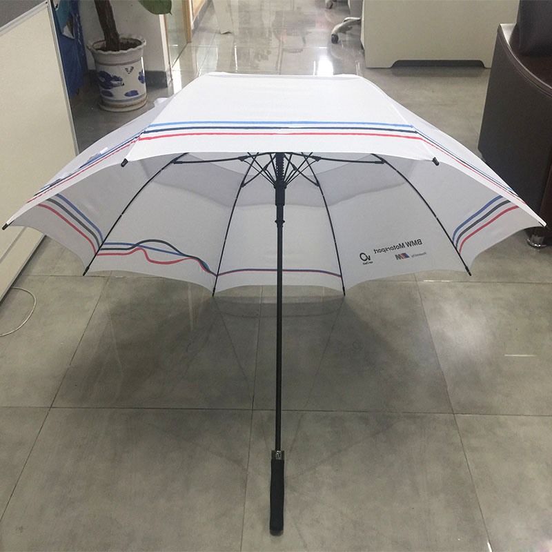 Automatic-Golf-Umbrella-White