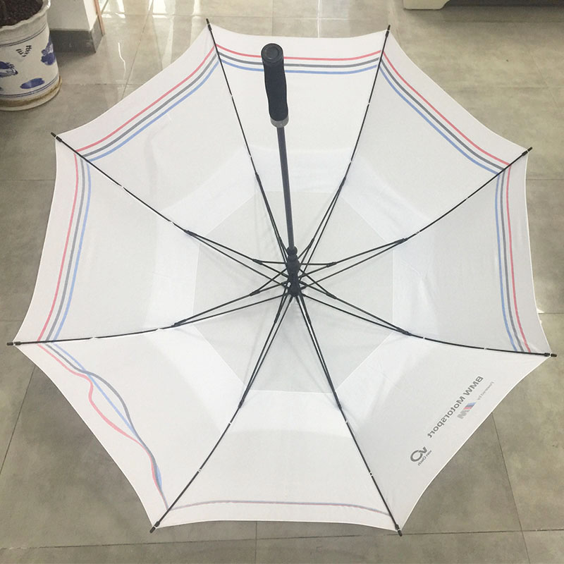 Car-brand-printing-Custom-golf-umbrella