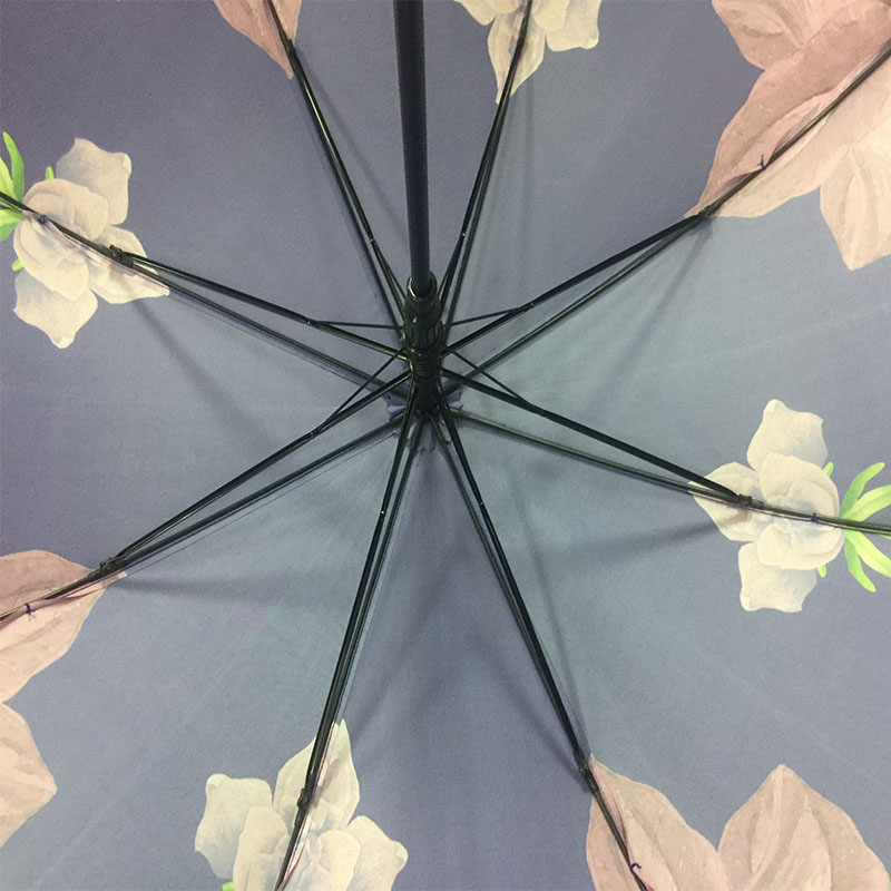 China-made-long-umbrella-with-flower
