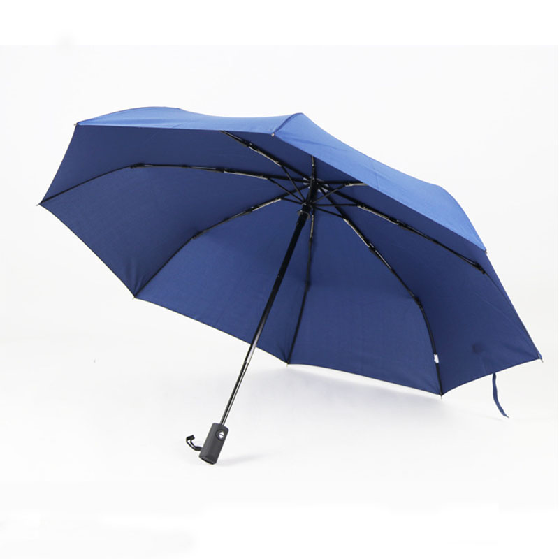 Travel Umbrella Windproof 8K Compact Collapsible Travel Outdoor