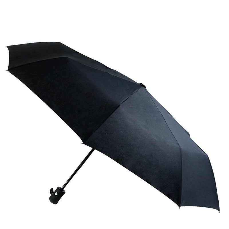Fully automatic Repel Windproof 3 fold Travel Umbrella Compact and Folding umbrella for Men & Women
