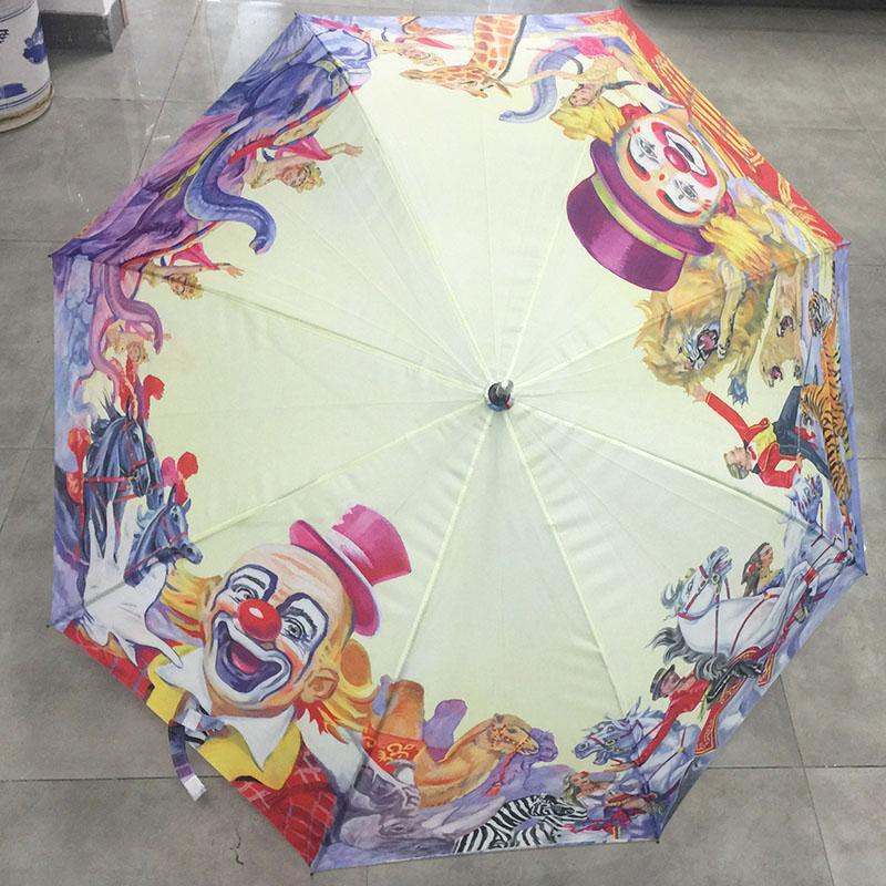 Auto-Open-Umbrella-with-multi-colored-printing