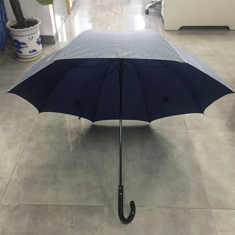 windproof-custom-rain-STRIPE-UMBRELLA
