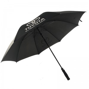 Golf windproof auto open toyota umbrella new product