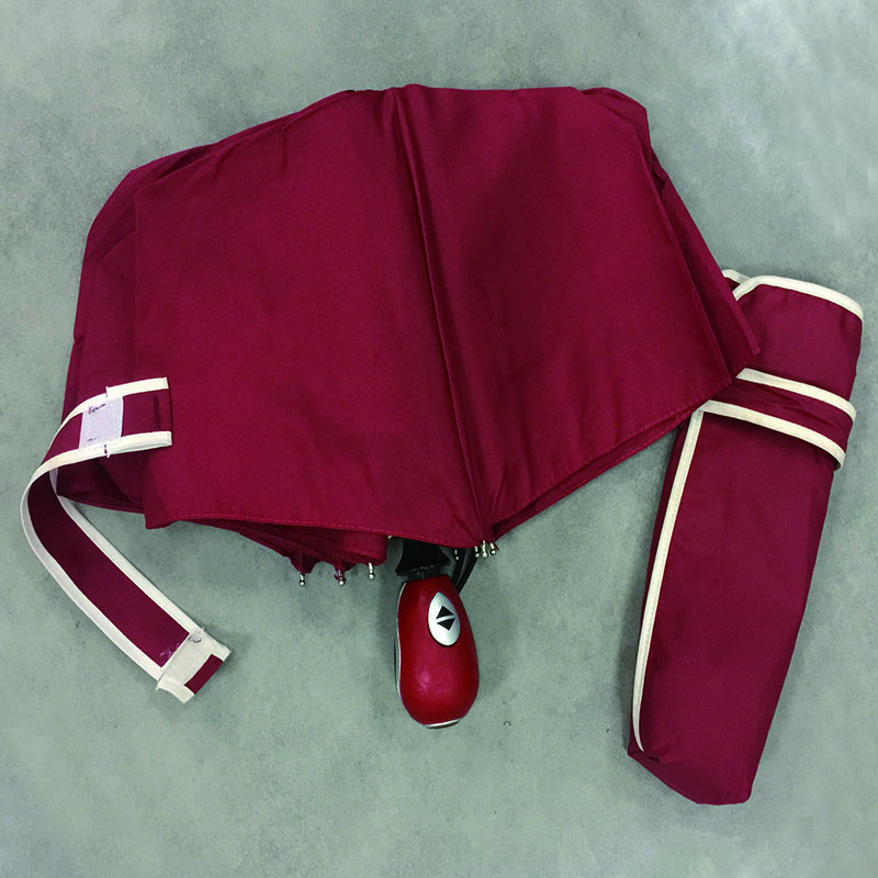 Folding-Umbrella-for-women-red