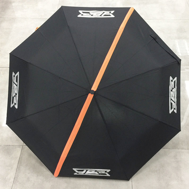 High-quality-Auto-Open-Umbrella-Black