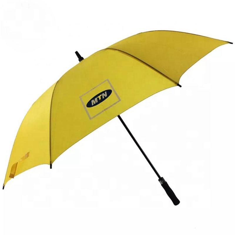 Automatic Open Golf Umbrella Extra Large 60/62Inch Windproof Oversize Waterproof Stick Umbrellas for Men Women