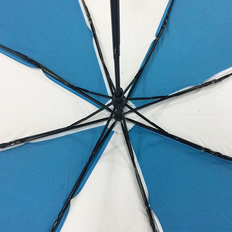White-Blue-folding-umbrellas