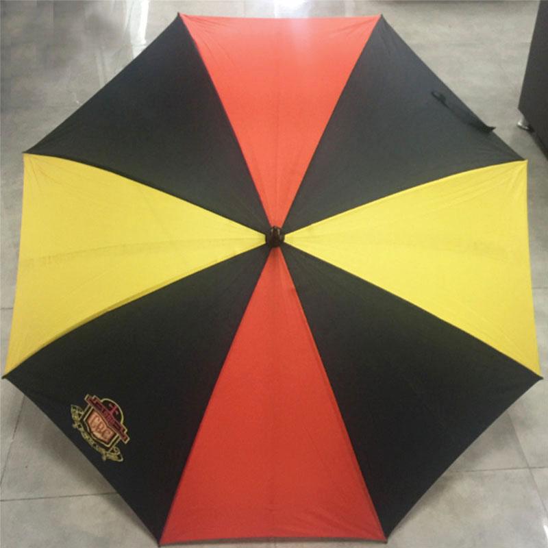 Multiple-Colors-golf-umbrella