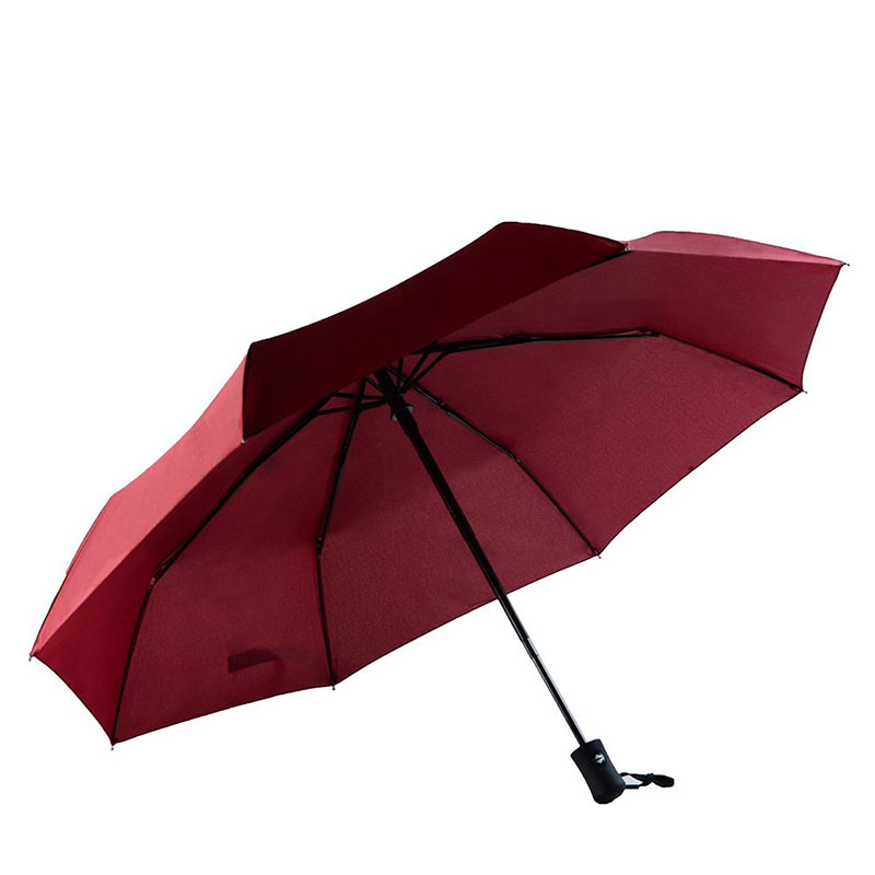 3-fold Automatic Umbrellas fits in a Briefcase or Purse bussiness gifts windproof umbrella