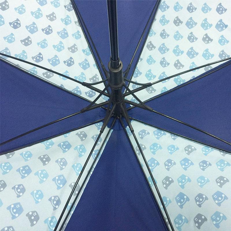 blue-colour-printed-umbrellas