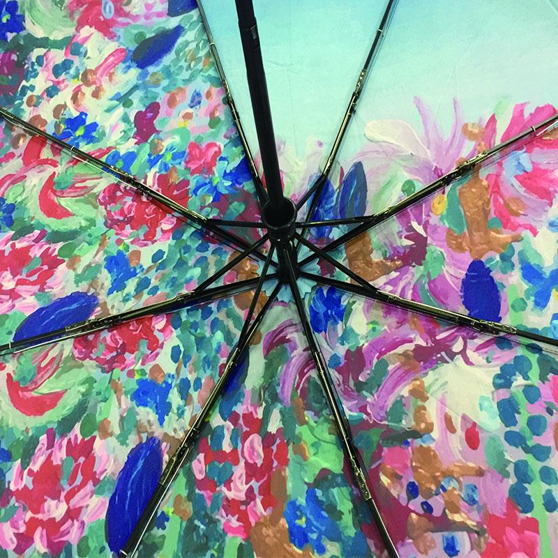 High-quality-3-fold-umbrella-distributor