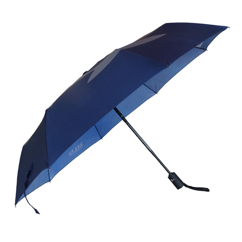 Advertising promotional gift umbrella auto open travel folding umbrella