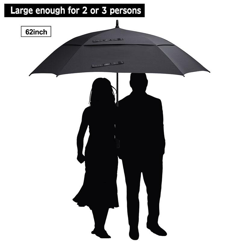 Newest-Black-canopy-custom-square-umbrella