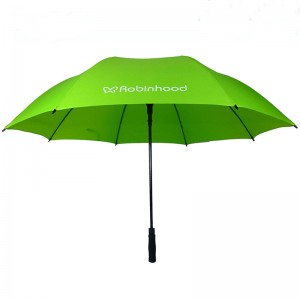 Pro-Line Golf Umbrella |60″ Large Windproof Canopy | Full Flexible Fiberglass Construction, Lightweight & Waterproof | Oversized Umbrellas